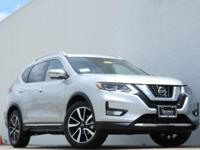Take a look at this Brilliant Silver 2018 Nissan Rogue