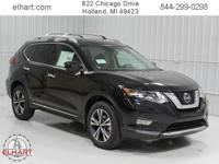 Options:  2018 Nissan Rogue Sl|Magnetic