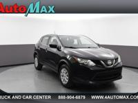 Looking for a clean, well-cared for 2018 Nissan Rogue