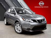 The 2018 Nissan Rogue Sport is street-savvy and