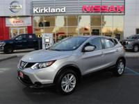 2018 Nissan Rogue Sport S Sale price after $450 Nissan