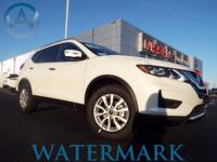 2018 Nissan Rogue SV AWD, Watermark's Warranty Forever.
