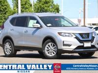 2018 Nissan Rogue SV 33/26 Highway/City MPG Price