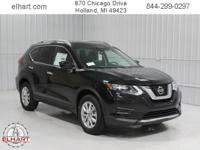 Options:  2018 Nissan Rogue Sv|Magnetic