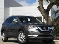 2018 Nissan Rogue SV 33/26 Highway/City MPG BETTER