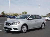 This 2018 Nissan Sentra S is a great option for folks
