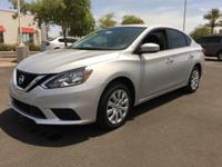Get ready to go for a ride in this 2018 Nissan Sentra