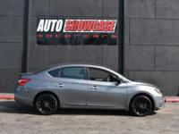 This 2018 Nissan Sentra 4dr S CVT features a 1.8L 4