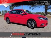 Come see this 2018 Nissan Sentra SL. Its Variable