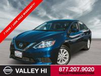 *EXCLUSIVE VALLEY HI NISSAN SERVICE LOANER WITH LOW LOW