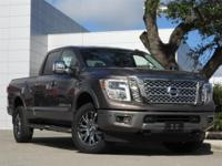 2018 Nissan Titan XD Platinum Reserve BETTER SELECTION!