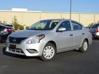 New Price! Clean CARFAX. Brilliant Silver 2018 Nissan