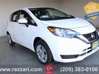 2018 Nissan Versa Note S 4D Hatchback Fresh Powder