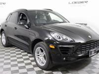 New Price! Clean CARFAX. 2018 AWD Porsche Certified.