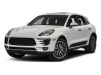 This 2018 Porsche Macan S is offered to you for sale by