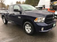 Recent Arrival! True Blue 2018 Ram 1500 Express BACK UP