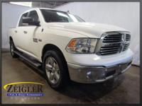 2018 Ram 1500 Big Horn Bright White Clearcoat 4WD