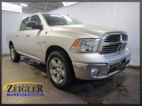 2018 Ram 1500 Big Horn Bright Silver Metallic Clearcoat