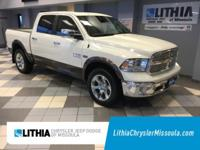 Heated/Cooled Leather Seats, Moonroof, Navigation, 4x4,