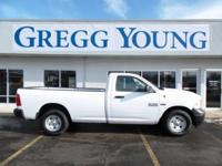 New Price! Bright White Clearcoat 2018 Ram 1500