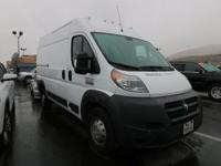 2018 Ram ProMaster 1500 Base Recent Arrival! 6-Speed