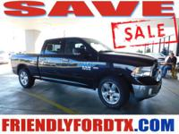 Big Horn Hemi 5.7L V8 Engine Crew Cab Remote key less