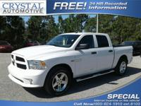 Options:  3.92 Rear Axle Ratio| 50 State Emissions| Add