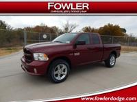 Switch to Fowler Dodge! The truck you've always wanted!