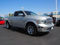 Come see this 2018 Ram 1500 Laramie. Its Automatic