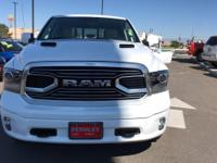 Options:  2018 Ram 1500 Limited|Less Than 4K Miles!!!