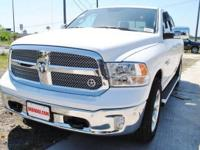 Purchase this one of a kind, Texas-made 2018 Ram 1500