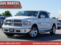 Scores 25 Highway MPG and 17 City MPG! This Ram 1500