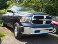 ONE OWNER! CLEAN CARFAX! 5.7 LITER HEMI V8! 8 SPEED