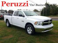 Bright White Clearcoat 2018 Ram 1500 SLT 4WD 8-Speed