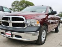 Purchase this BRAND NEW deep red 2018 Ram 1500
