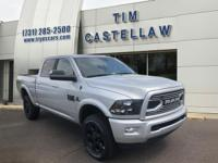 Bright Silver Clearcoat Metallic 2018 Ram 2500 Big Horn