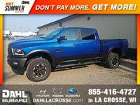 2018 Ram 2500 Power Wagon CARFAX One-Owner. *REMOTE