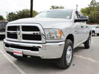 Purchase this BRAND NEW bright silver 2018 Ram 2500