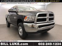 Steel Metallic 2018 Ram 2500 Tradesman 4WD 6-Speed