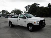 This is a Ram 3500 trademan single cab dually and ready