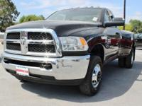 Purchase this NEW heavy duty bold black 2018 Ram 3500
