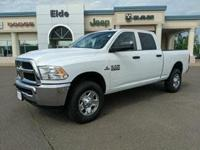 2018 Ram 3500 Tradesman Bright White Clearcoat At Eide