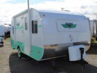 CHECK THIS QUAINT TRAILER OUT AND UNTIL JANUARY 28,