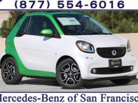 2018 smart Fortwo electric drive RWD Single-Speed