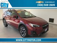 CARFAX One-Owner. Clean CARFAX. Certified. Crosstrek