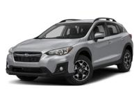 2018 Subaru Crosstrek Orange 2.0i Premium 2.0L 16V DOHC