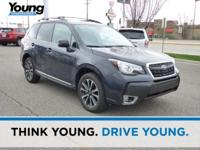2018 Subaru Forester 2.0XT Touring This vehicle is