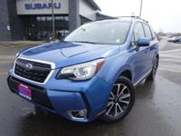 Options:  2018 Subaru Forester 2.0Xt Touring|Recent