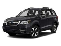 Delivers 32 Highway MPG and 26 City MPG! This Subaru