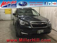 2018 Subaru Forester 2.5i Limited ready to go! One of